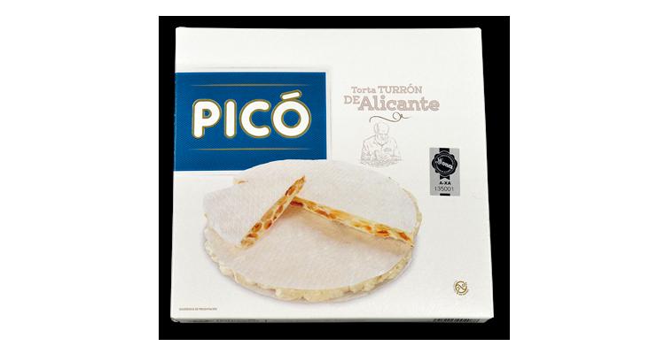 Torta Turrón de Alicante Calidad Extra