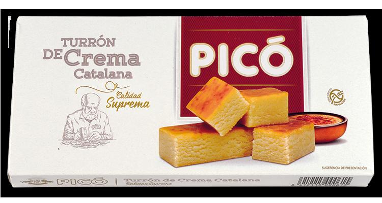 Turrón de Crema Catalana C. Suprema