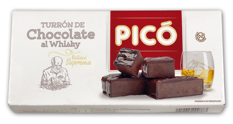Turrón de Chocolate al Whisky