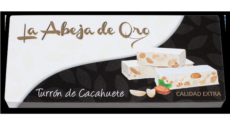 """Turrones de Cacahuete<br/>""""La Abeja de Oro"""""""