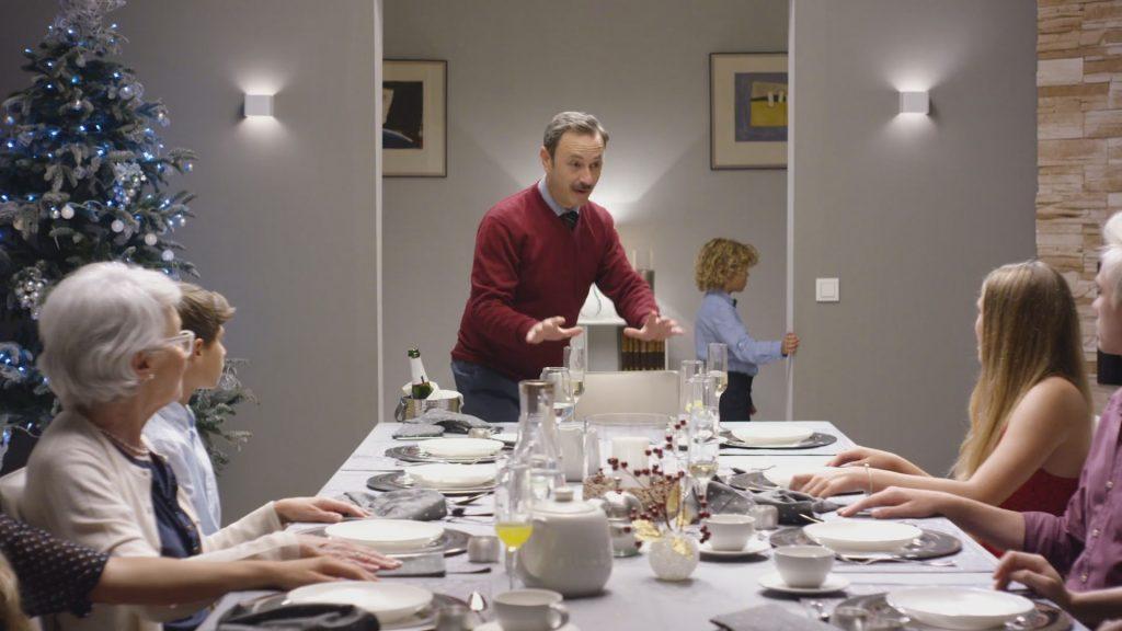 Captura del anuncio de Turrones Picó para la Navidad de 2017