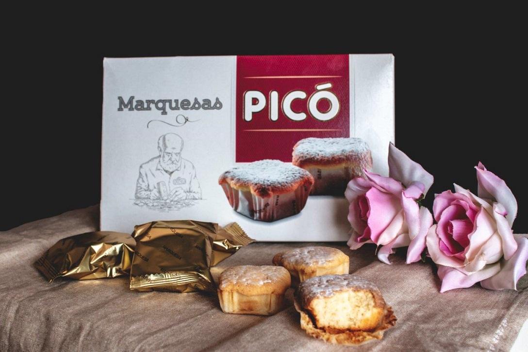 Marquesas de Almendra Turrón Picó