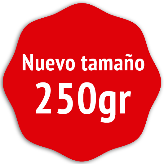 Nuevo Tamaño