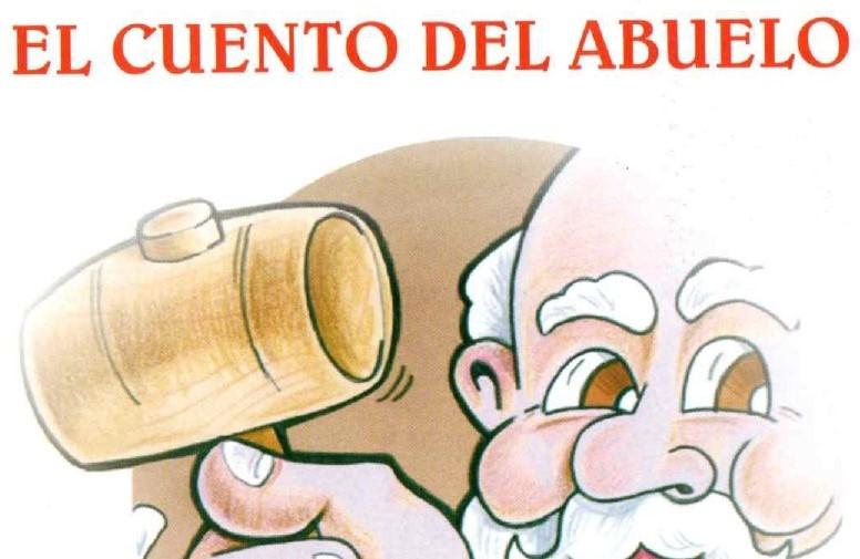 portada cuento del abuelo Turrón Picó