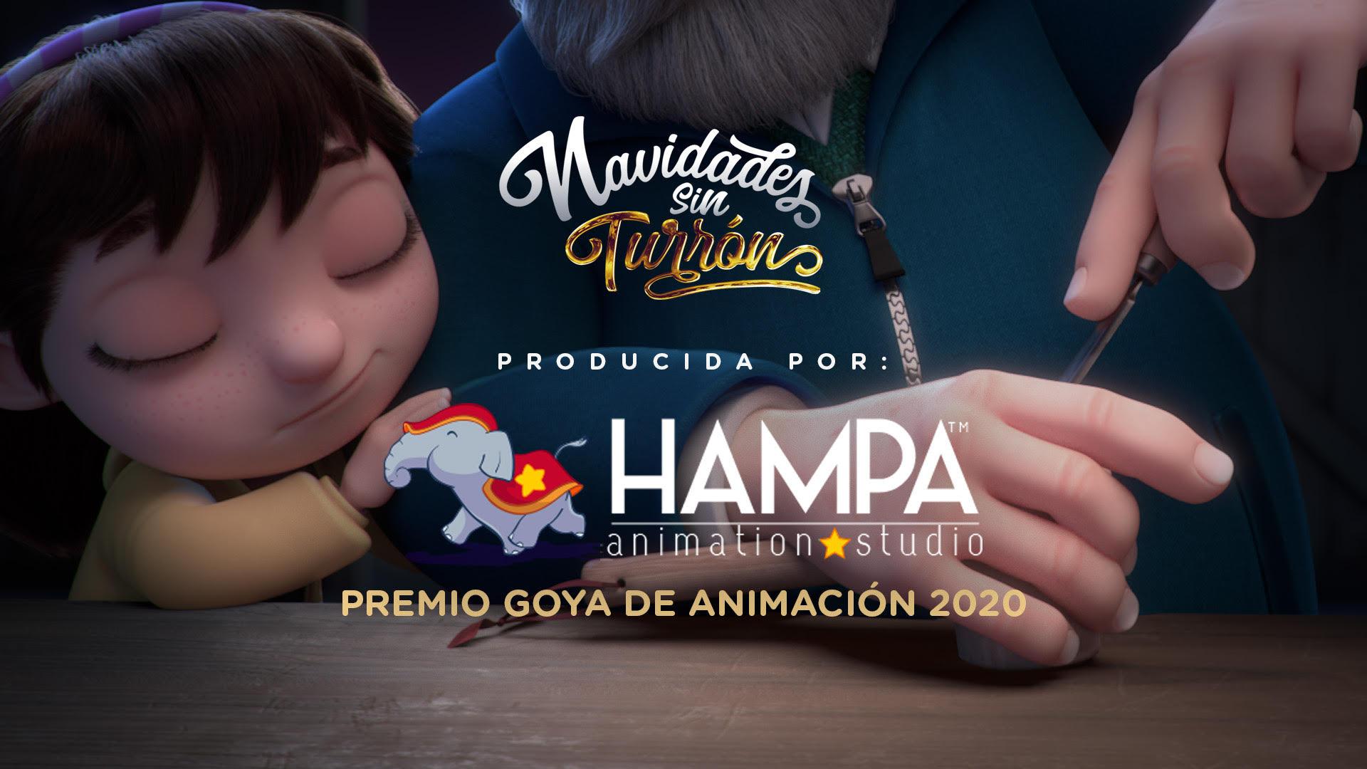 Hampa Animation Studio Goya animación 2020y