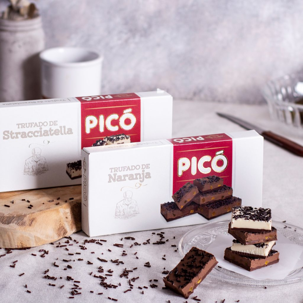 Nuevos chocolates Turrones Picó Covid19