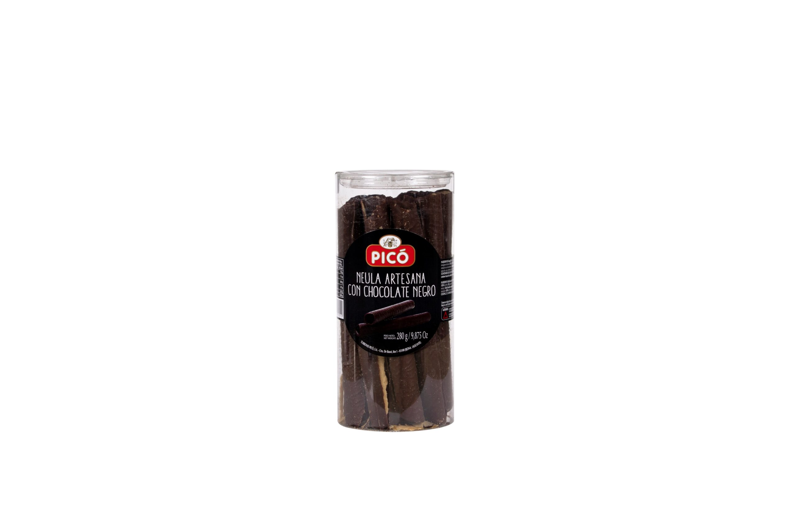 Neula Artesana con Chocolate Negro